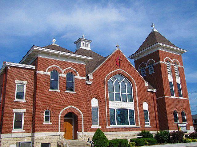 First Methodist Church -    Ottawa, Kansas