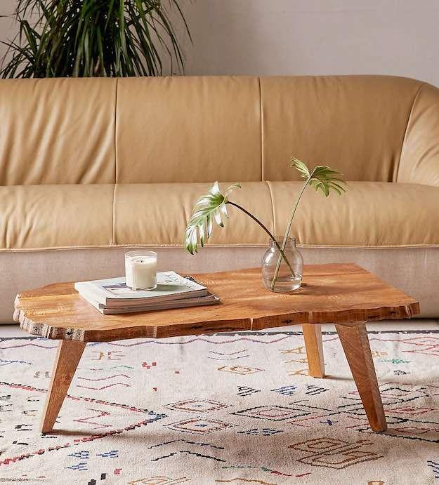 Narrow Coffee Table Ideas