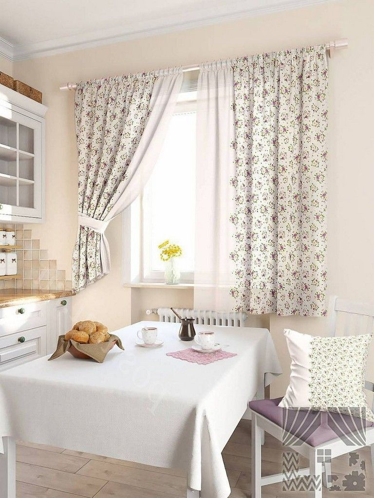 25 amazing french country cottage decor ideas kitchen Rideaux style cottage
