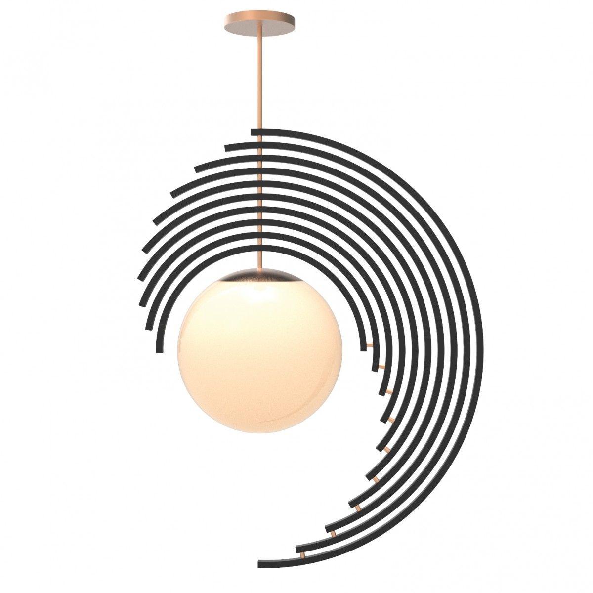 Cc5979 Aureole Pendant Mario Contract Lighting Metzger