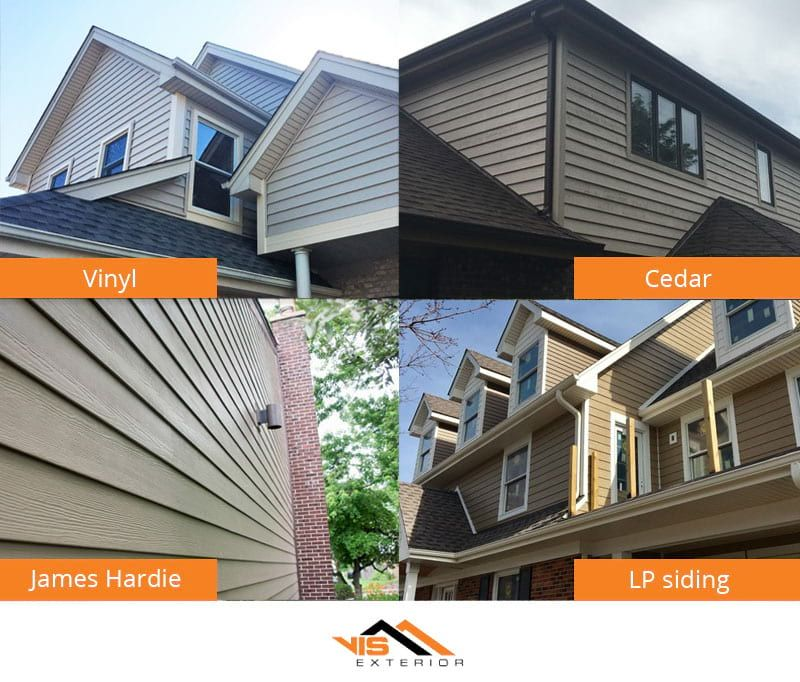 Choosing Siding James Hardie Vs Lp Smartside From A To Z In 2020 Wood Siding Exterior Concrete Siding Siding Cost
