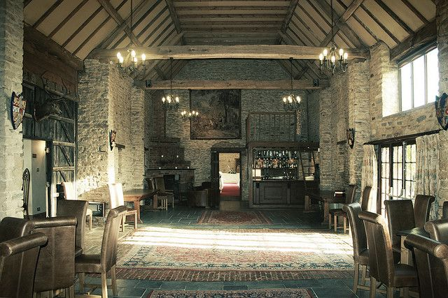 Converted 18th Century Barn Used For Weddings And Parties