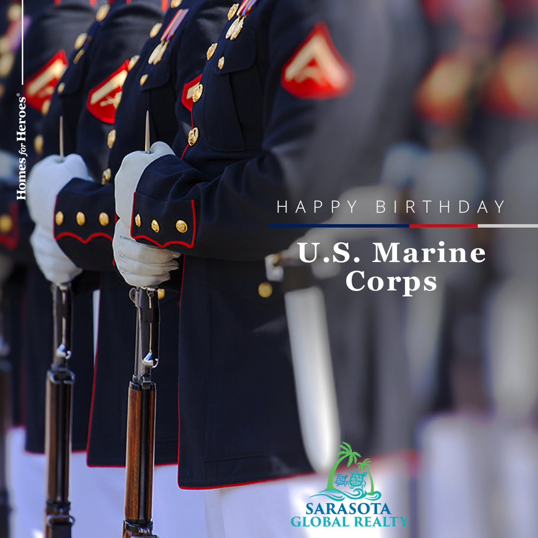 We relied on your service to keep us free; you can depend on us to give back to you and your family when you need a place to call home. #usmc #marines #marinecorps #findyourhome #usmarines #bethbeckert #srqglobalrealty #vabenefits #buynow #srqglobalagent #newhome #bhfyp #floridarealestate #movingtoflorida #newhomeowners #firsttimehomebuyer #makethemove #buyersagent #home #newhomebuyer #realestate #realtor