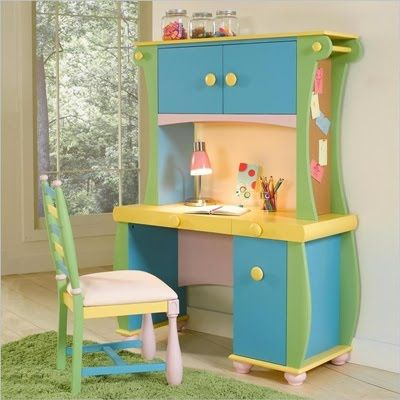 Make Studies Fun For Kids Fun And Study Furniture