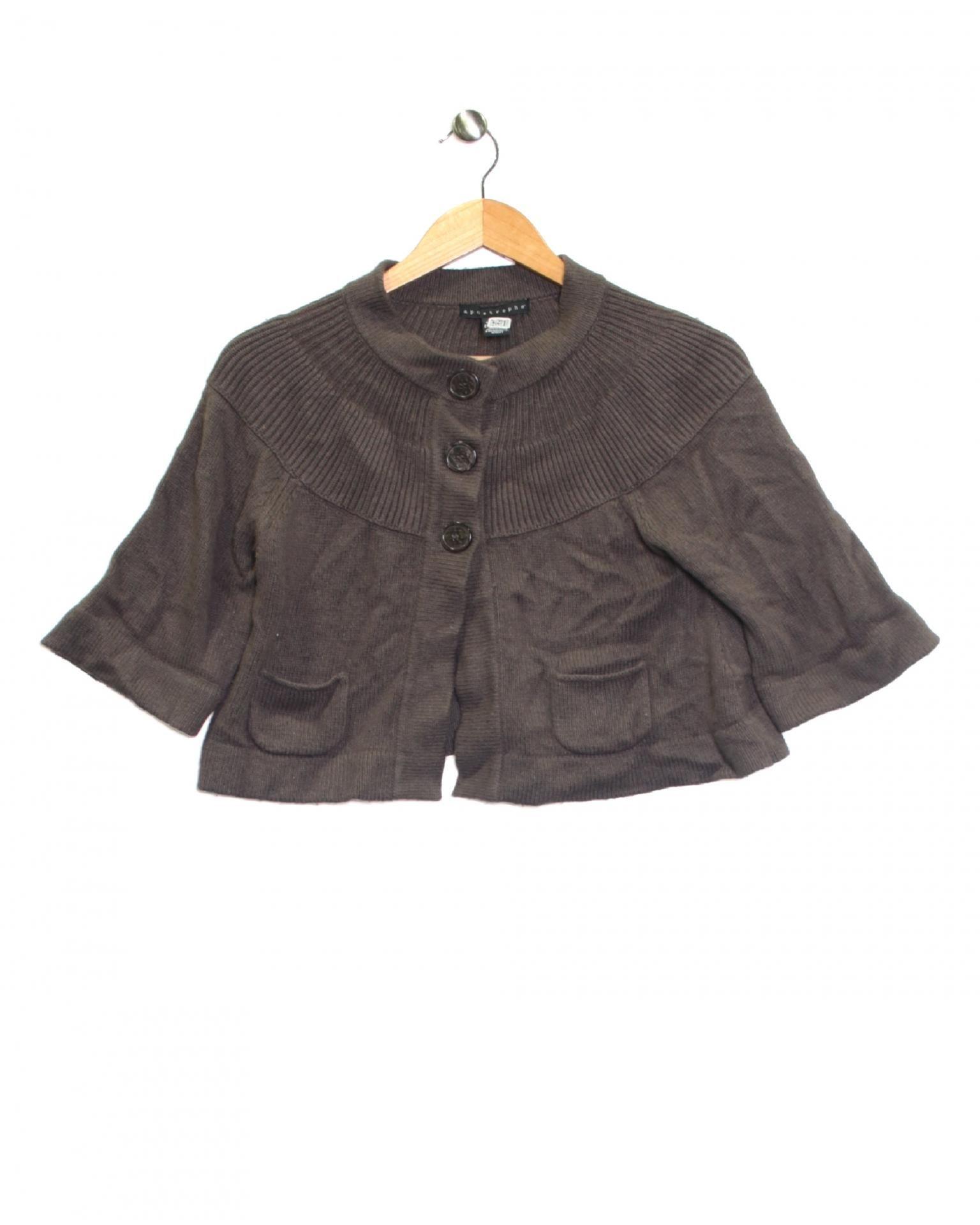 Used Apostrophe Cardigan for Women | Schoola | Accessories ...