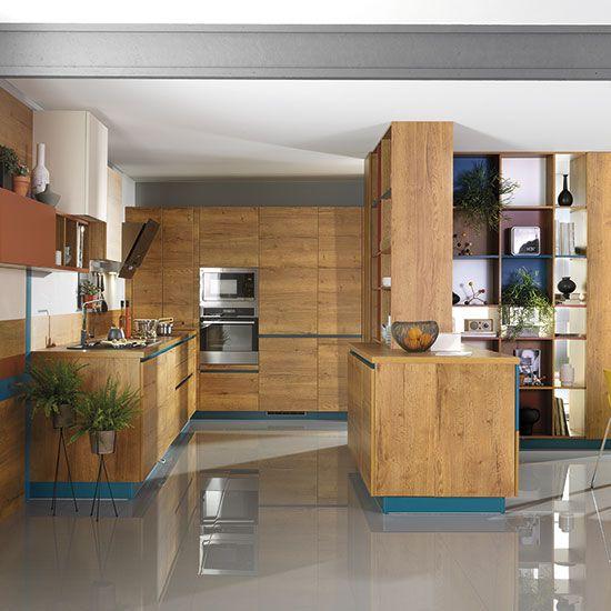 Schmidtu0027s stylish new Arcos handleless range will solve every - hauteur entre meuble bas et haut cuisine
