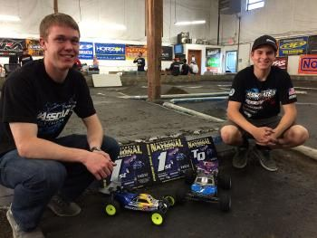 Schoettler, Rivkin and Walentia Win In Pacific Northwest at the JConcepts Spring Indoor Nationals