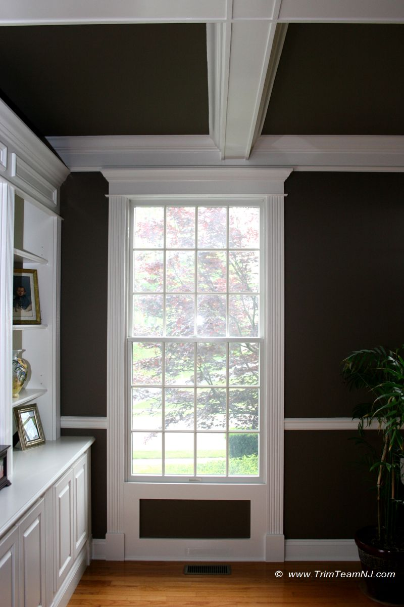 Windows, Door And Crown Mouldings | Trim Team NJ U2013 Woodwork, Fireplace  Mantels,