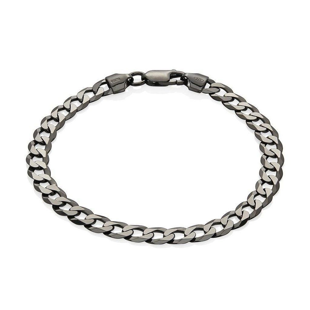 8c575f0addc Men's Sterling Silver Gourmette Bracelet in 2019 | Products ...