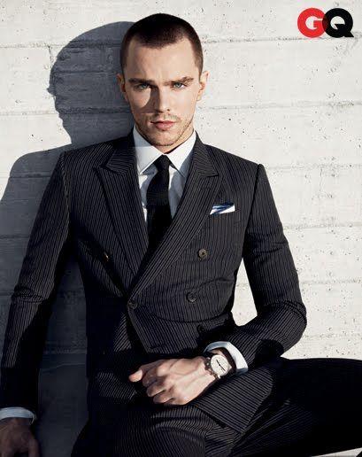 c737911997b62 Nicholas Hoult Photos - Best Suits for Men - GQ March 2013