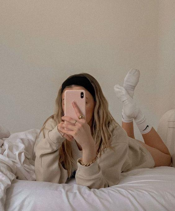Selfies para ponerte en modo cozy vibes (versión cachondilla)
