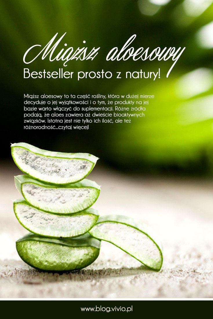 Miazsz Aloesowy Czyli Bestseller Prosto Z Natury Sprawdz Zdrowie Uroda Bio Vegetables Radish Food