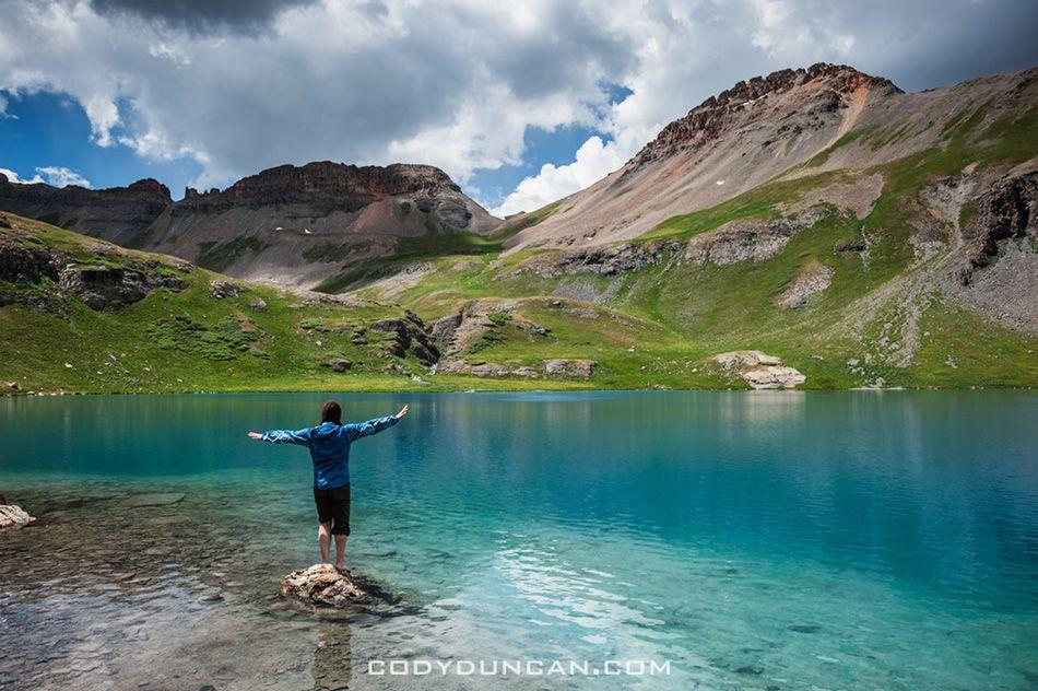 Ice Lake Basin Colorado Backpacking And Camping Photos