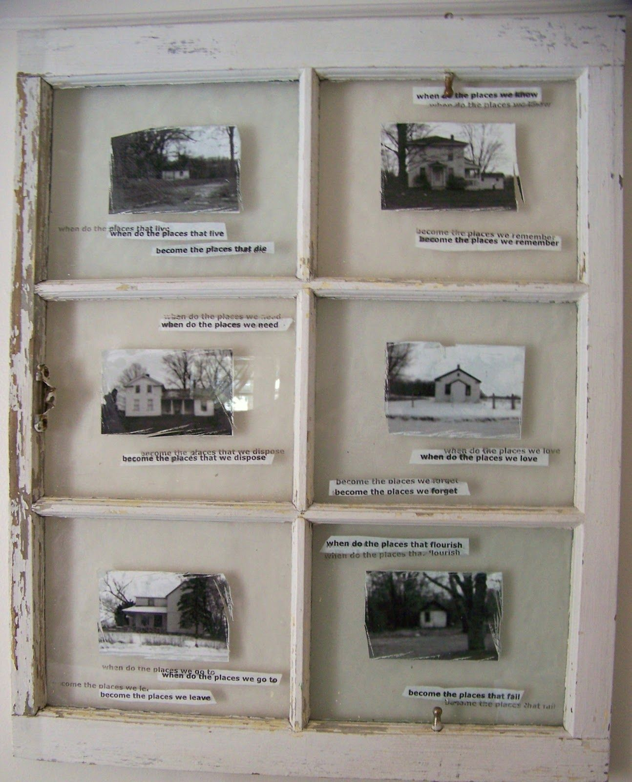Antique Window Frame Old House Photos And Haunting Words