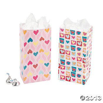 Valentine's Day Mini Treat Bags