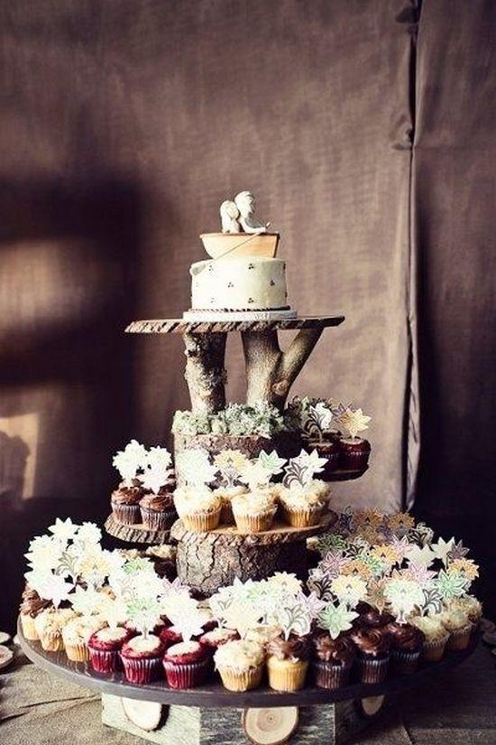 25 Delicious Wedding Cupcakes Ideas We Love Rustic Farm Wedding