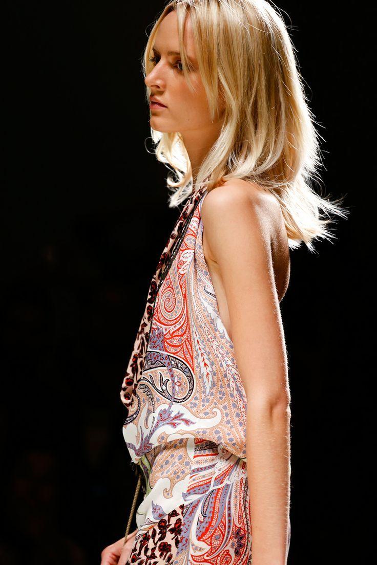Etro S/S 2014, Milan Fashion Week