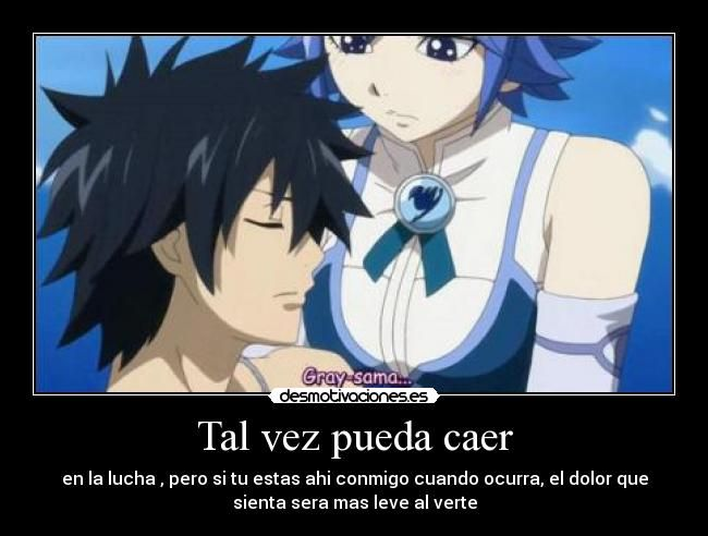 lucy y gray fairy tail beso - Buscar con Google