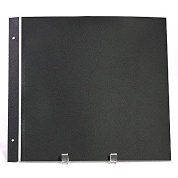 John Porter 12×12 Black Refill Pages (10 Pages) Review