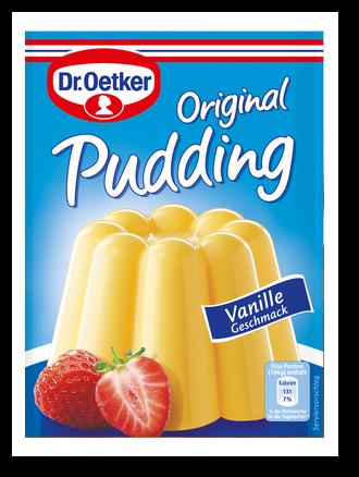 Dr. Oetker Original Pudding - Vanille