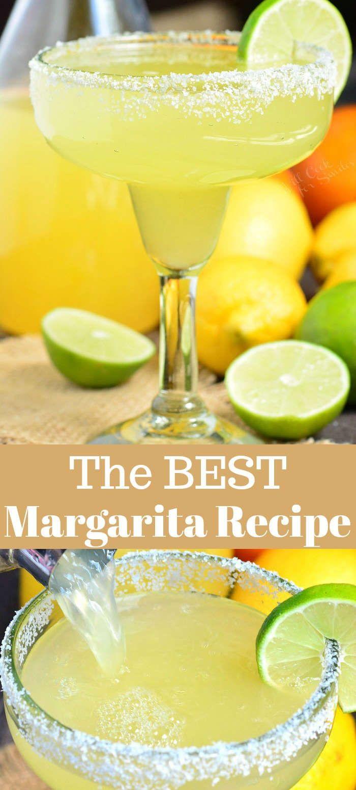 Margarita Recipe - Will Cook For Smiles
