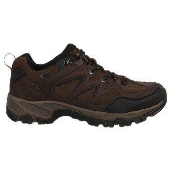 Hi-Tec Men's Altitude Trek I Low Medium/Wide Waterproof Hiking Shoe Boots (Dark Chocolate)