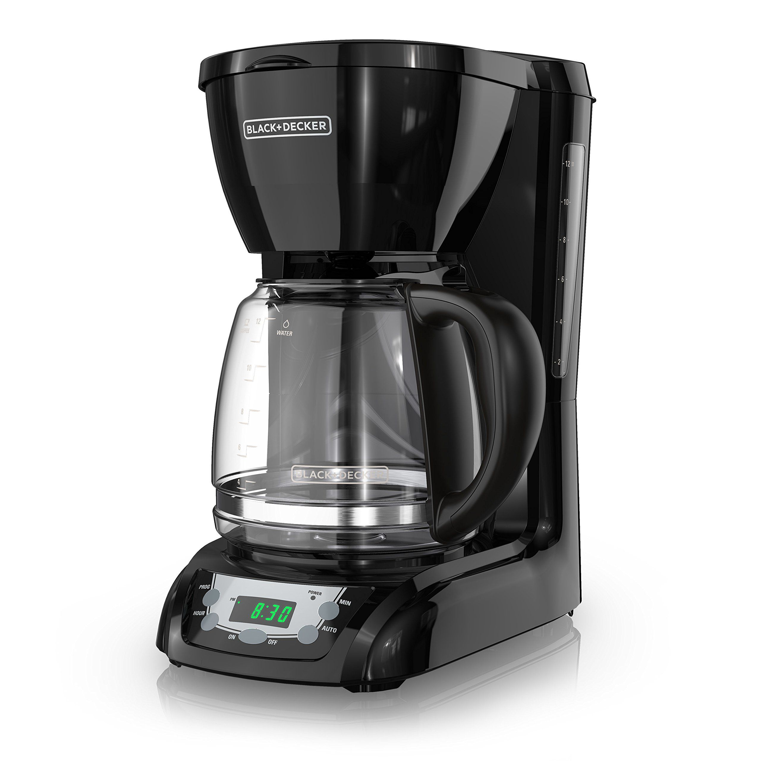 BLACK DECKER DLX1050B Coffee Maker Black Click image
