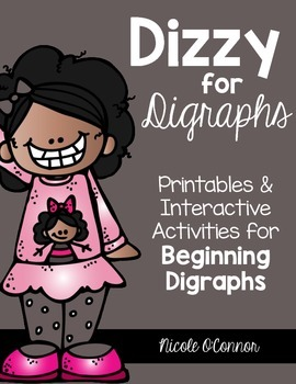 Perfect mix of interactive and printable activities for teaching digraphs!