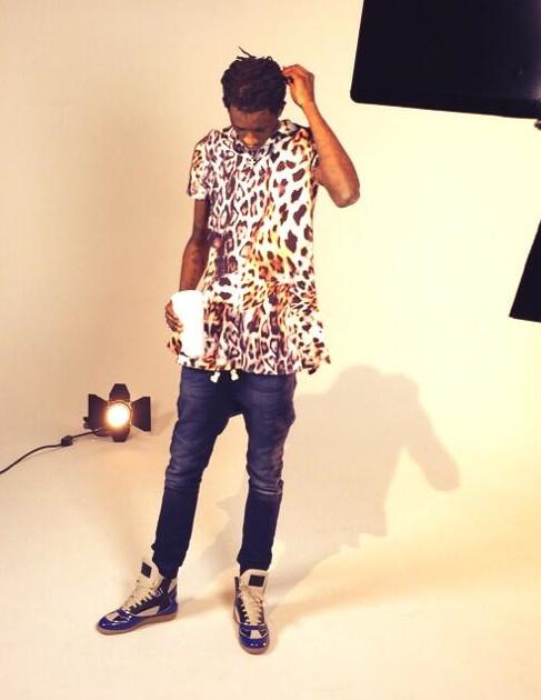 Young thug dress style