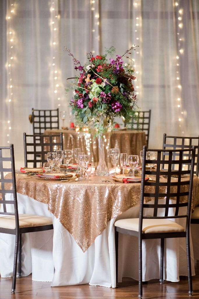 Red and Gold Inspirational Shoot in 2020 Wedding