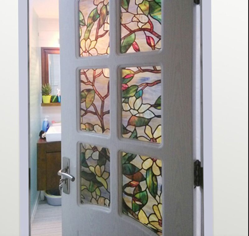 Garage Door Window Films, Stained Glass   Google Search