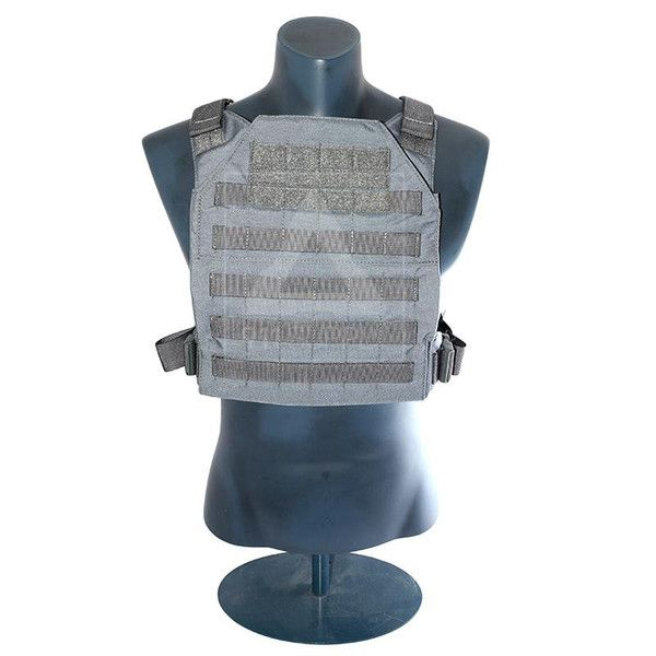 Grey Ghost Gear Minimalist Plate Carrier | police officer stuff ...