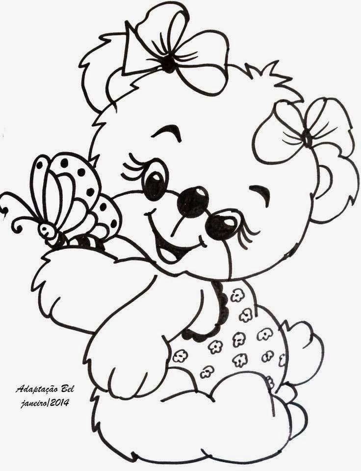 Riscos Graciosos Cute Drawings Riscos De Sunbonnet Sue