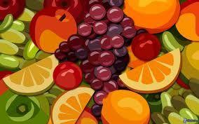 Ilustración de fruta.