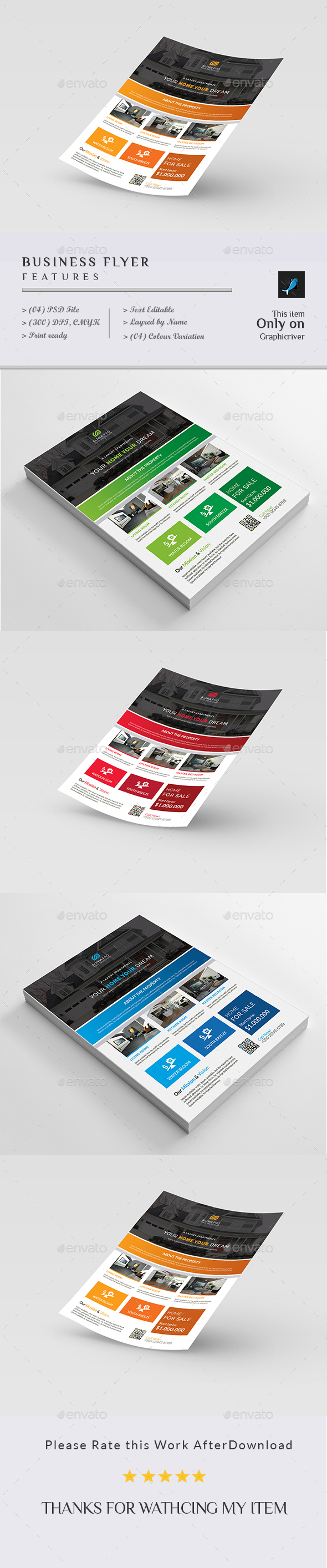 Real estate business flyer business cards pinterest real estate business flyer reheart Choice Image