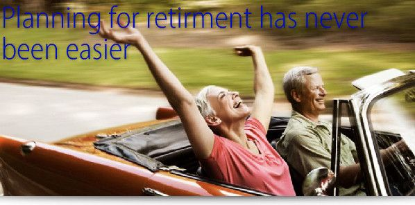 Planning for retirement - BannerSnack