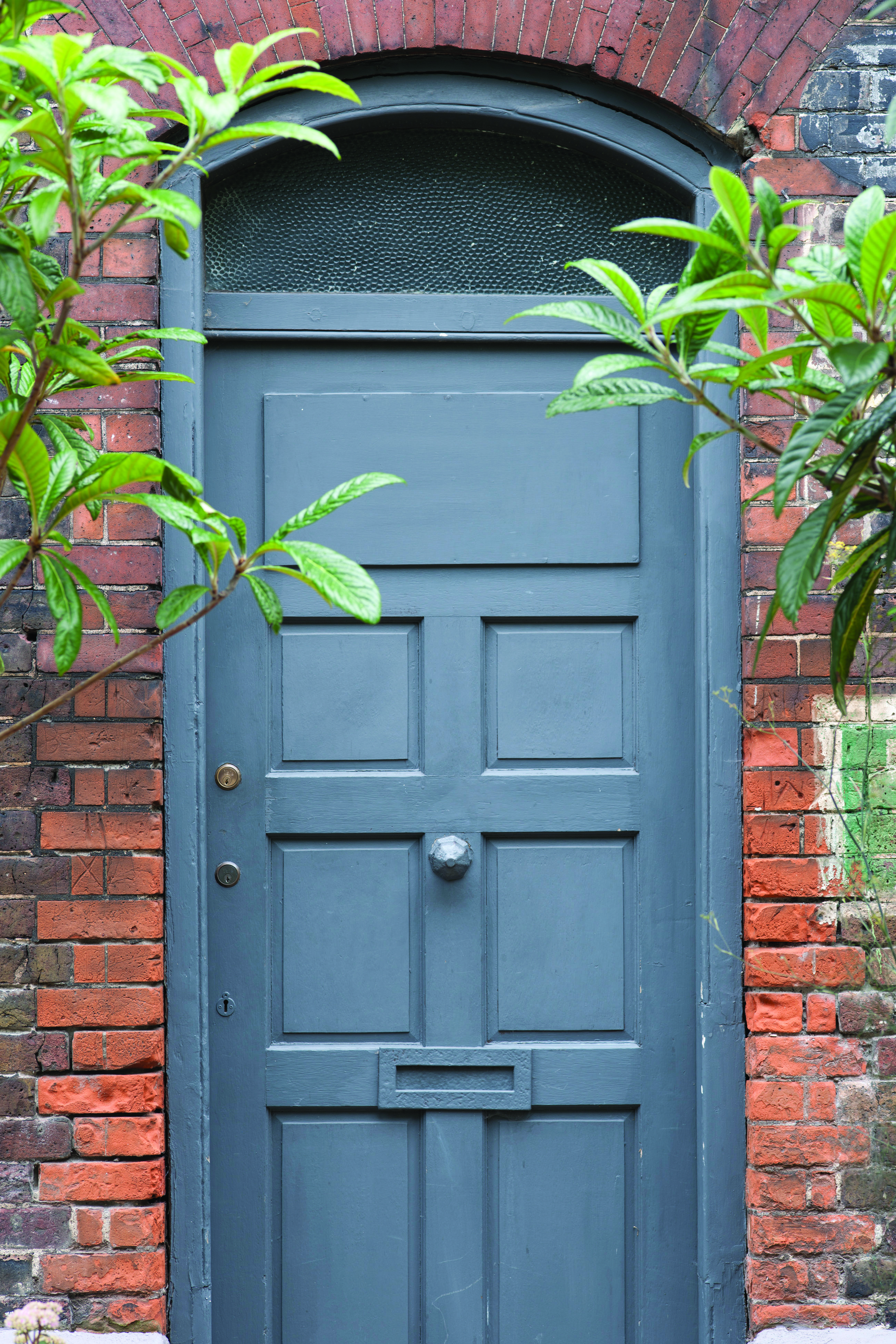 Farrow & Ball  This Appears To Be Stiffkey Blue