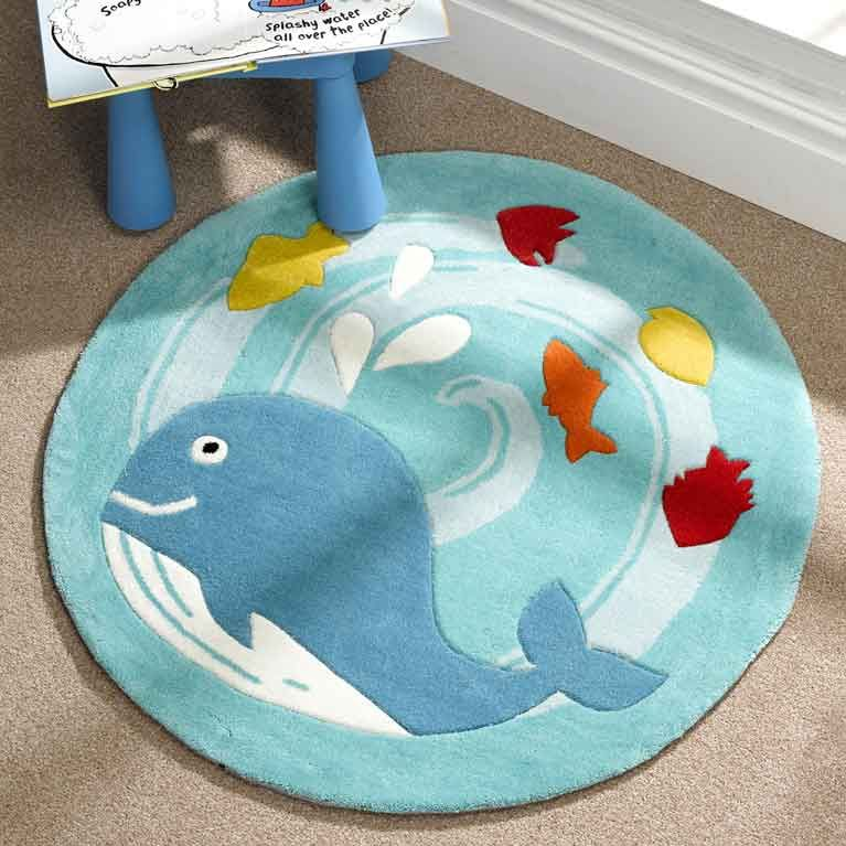 The Whale Rug By The Flair Kiddy Play Collection Will Bring Imagination And  Creativity To A