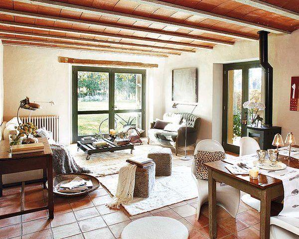 Casas De Campo Decoracion Country House In Ideas Modelos De Casas