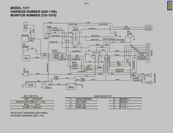 32 Cub Cadet Lt1050 Steering Diagram