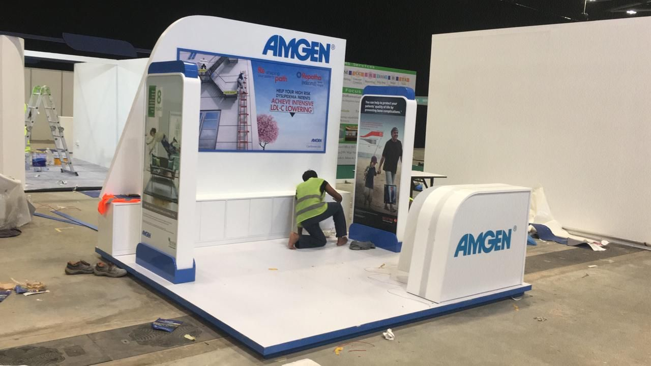 Portable Exhibition Stands Dubai : Modular exhibition stands manufacture in dubai portable