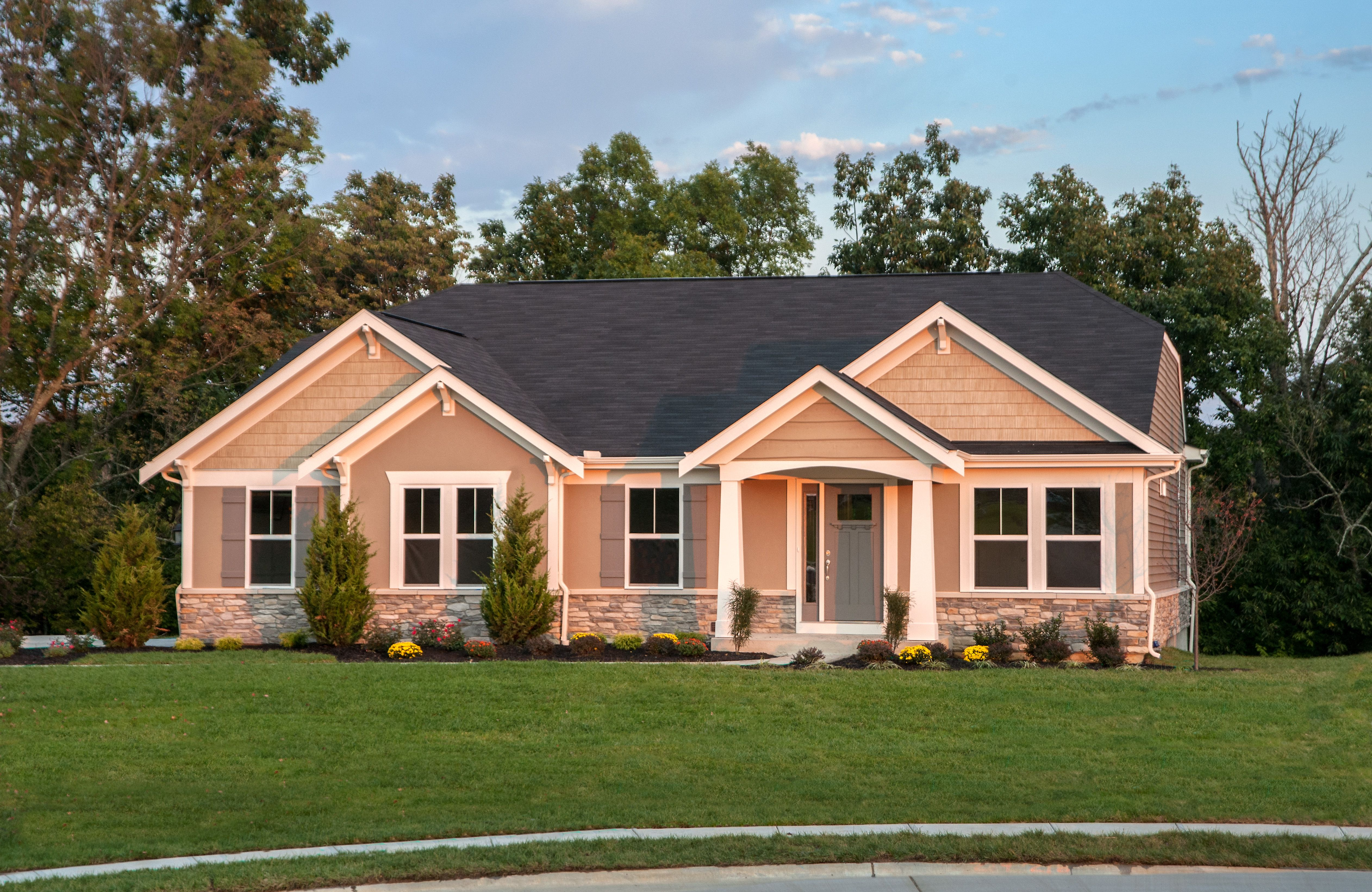Fischer Homes Sullivan Nantucket Retreat Ranch Floorplan