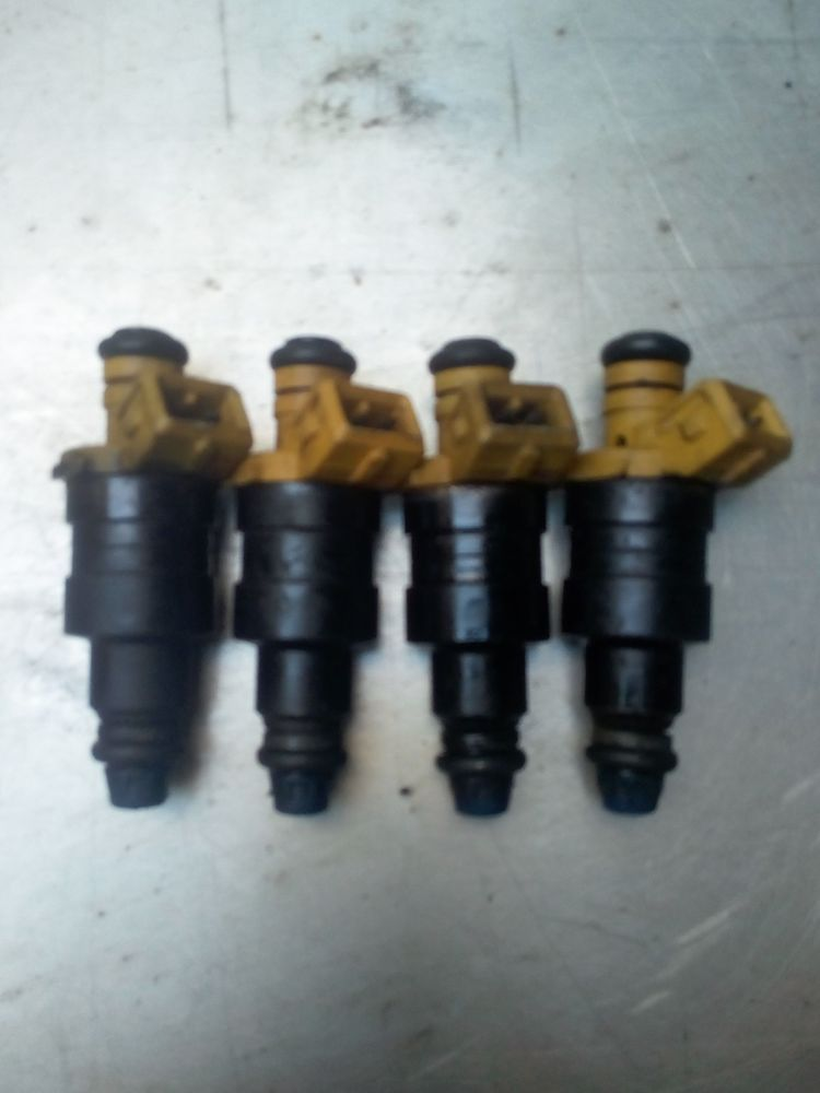 Sierra Sapphire Cosworth Yb Yellow Fuel Injectors Iw 025 Ford