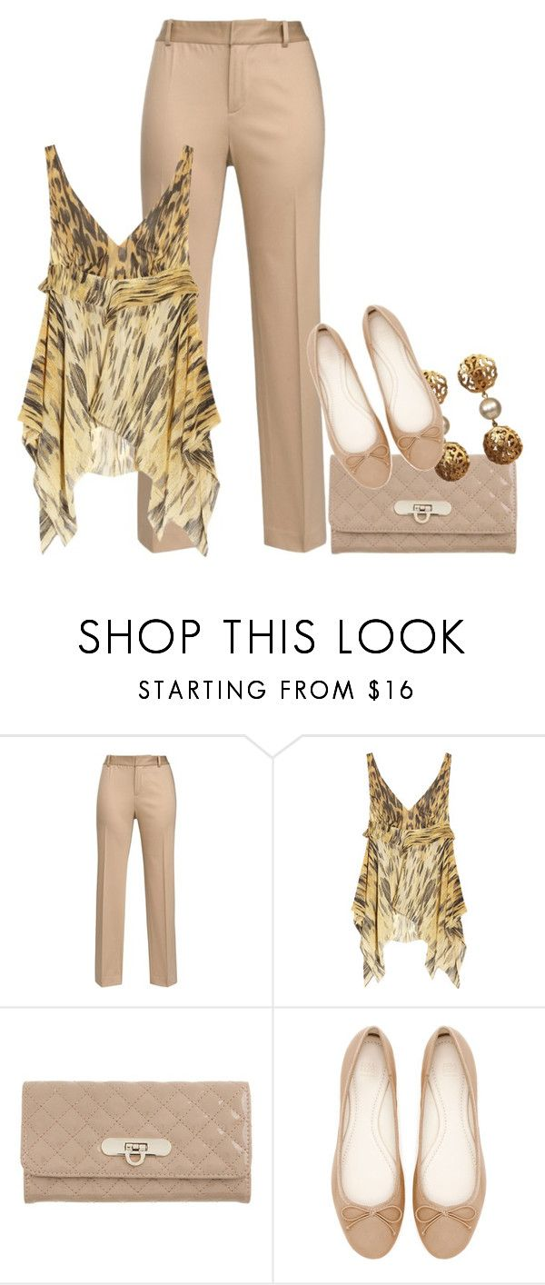 """Untitled #560"" by helenaki65 ❤ liked on Polyvore featuring Lauren Ralph Lauren, Roberto Cavalli, 10 Bells, Chanel and Zara"