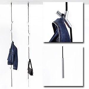 Authentics Garderobe authentics seil und hänge garderobe hanger