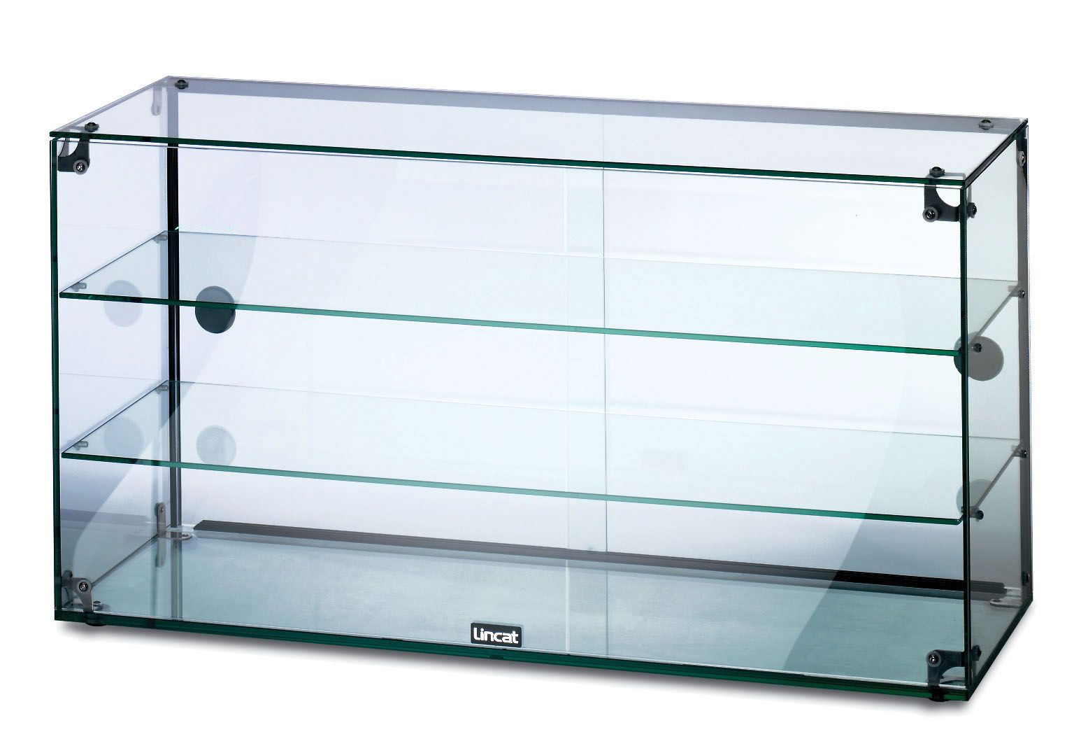 furniture cheap and affordable fuly glass display cabinets with