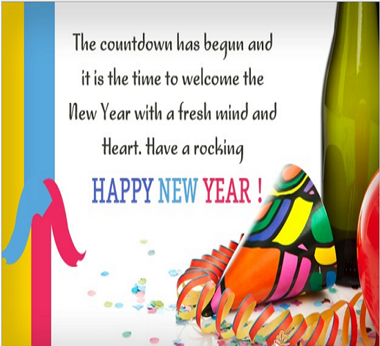 Happy New Year 2016 Image Quotes With Images Happy New Year Quotes