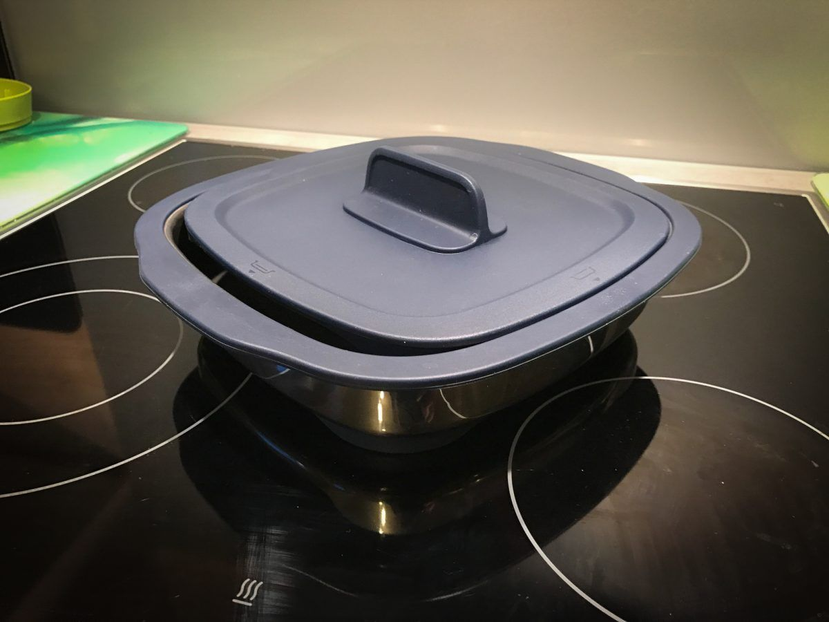 Küchenchef tupperware ~ Micropro grill tupperware test automatisch kochen koch