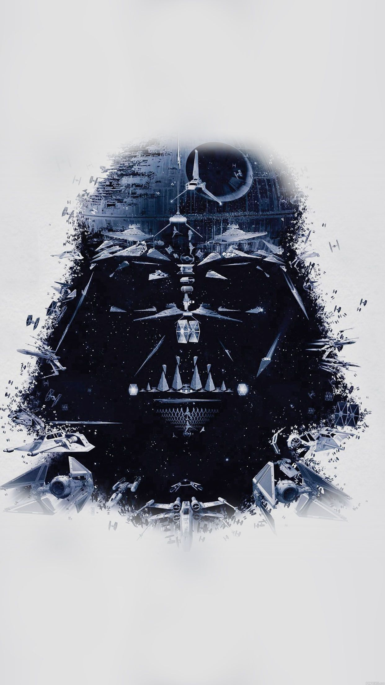 nice Fond d'écran iphone HD iphone 7 8442. Star Wars Wallpaper ...