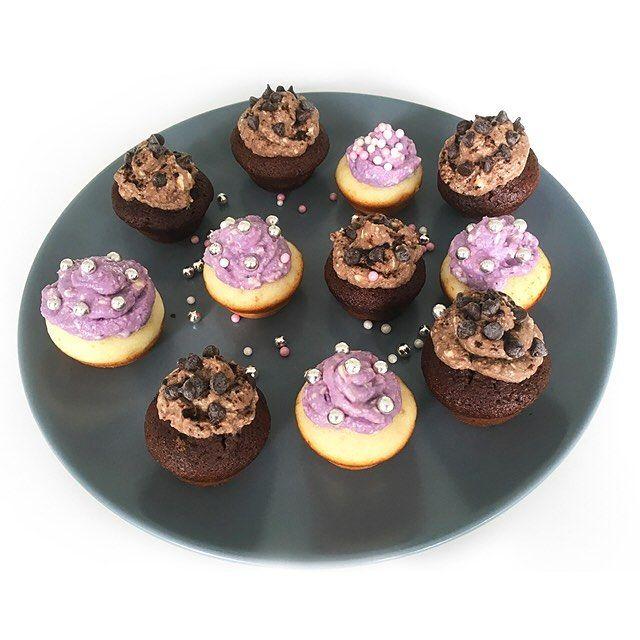 Wie versüßt man sich den Arbeitstag am Freitag? Natürlich mit diesen köstlichen Mini-Cupcakes! 😍😊 #cupcakes #food #happy #foodlovers #babymarkt #babymarktde